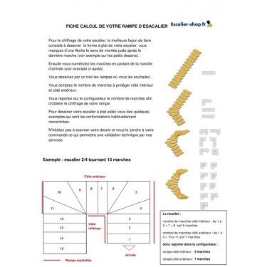 RAMPE D'ESCALIER MODELE DIAMANT  METAL/ LISSES INOX