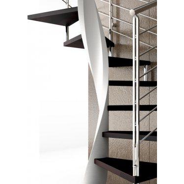 ESCALIER hélicoïdal modèle EXCEPTION notre nouveauté escalier colimaçon bois pour les marches