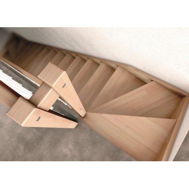 Escalier BOIS à partir de  2500 €