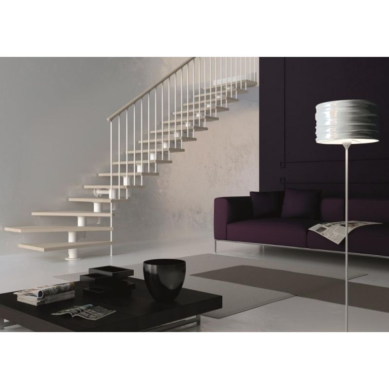 escalier modulaire quart tournant modulaire. Black Bedroom Furniture Sets. Home Design Ideas