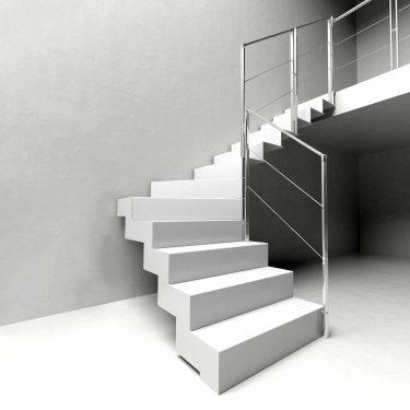 escalier avec contremarche IMAGINE