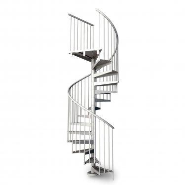 escalier colimaçon pas cher Métalis rond