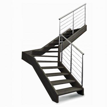 FULMAR escalier quart tournant avec...