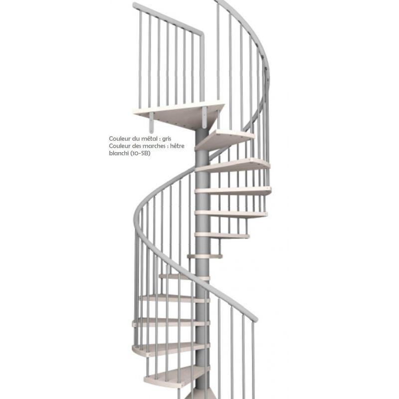 Escalier helicoidal for Escalier colimacon metallique exterieur