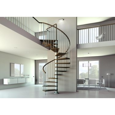 escalier barodis mc bois