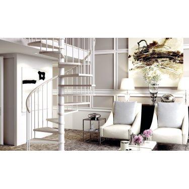HELIC + TEINTURE  escalier colimaçon...