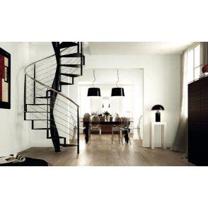 EXCEPTION escalier hélicoïdal sur...