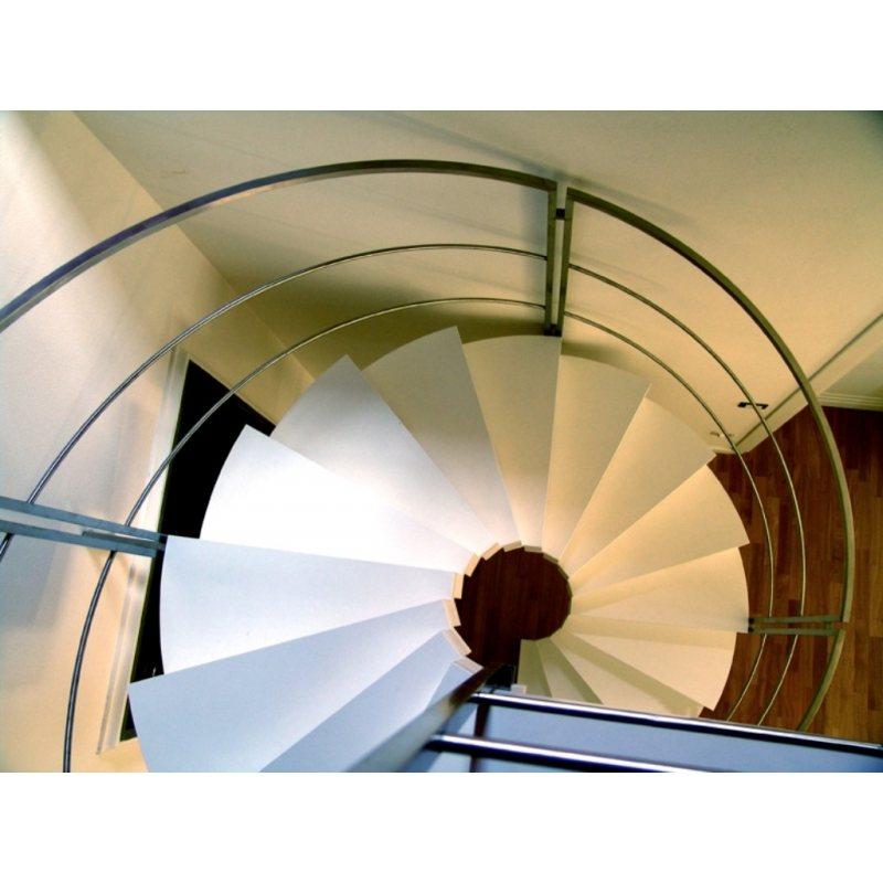 escalier hélicoïdal sur mesure