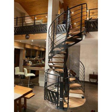 PRESTIGE escalier colimaçon sur...