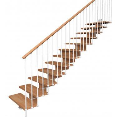 AERIEN CONTEMPORAIN droit escalier à...
