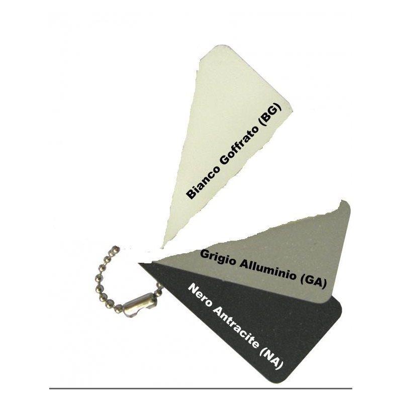 garde corps d'étage droit main courante PVC