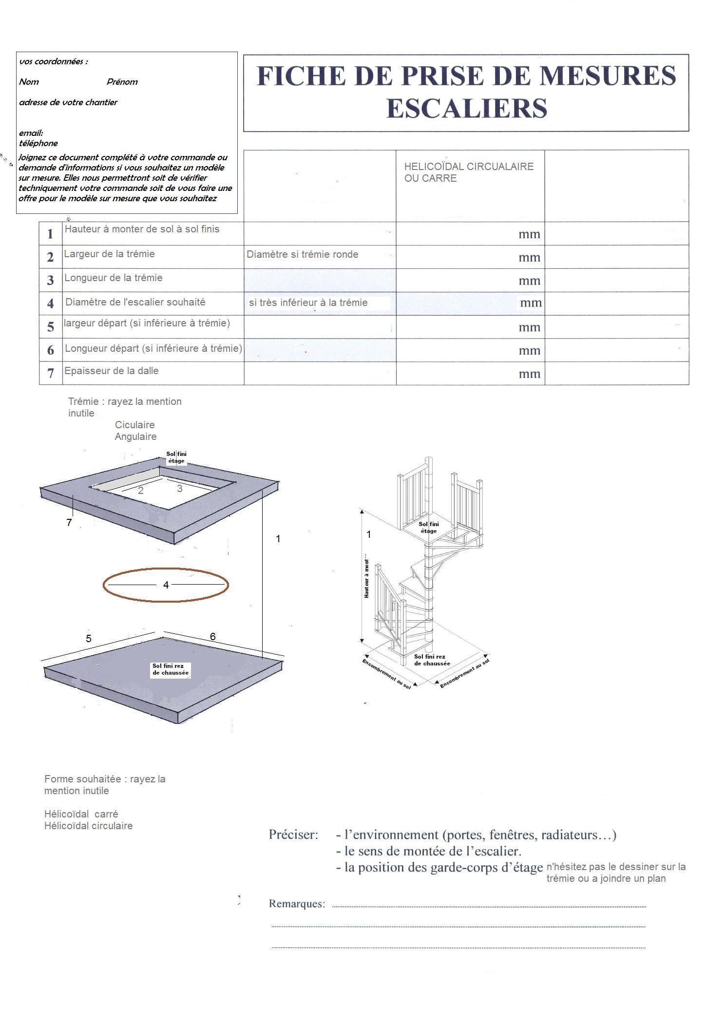 Aide Et Calcul Pour Votre Projet D 39 Escalier