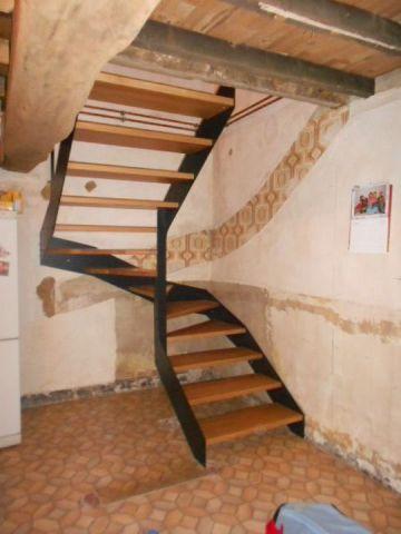 le nouvel escalier