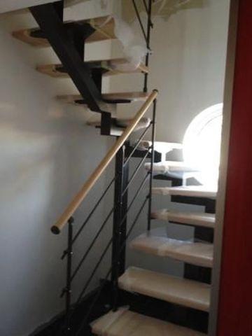 escalier mono poutre