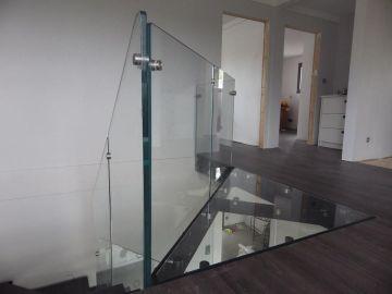 sol verre escalier