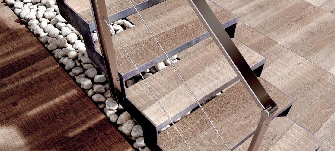 Escalier bois sur-mesure